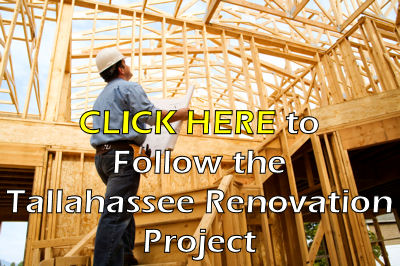 Watch the Progress of this Tallahassee, FL home Renovation Project
