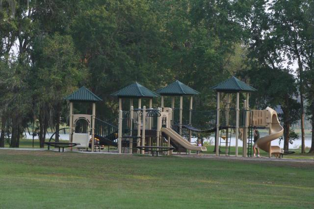 Playground in Southwood Plantation, Tallahassee, FL