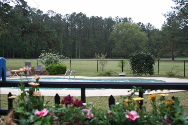 NE Tallahassee Home With Acreage and Swimming Pool